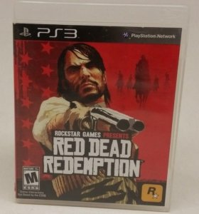 Red Dead Redemption RDR PS3