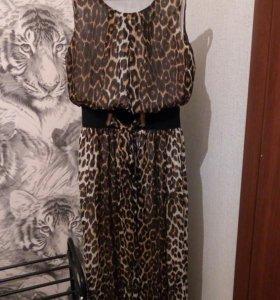 Платье новое в пол,красивое