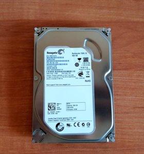 Жесткий диск 500GB Seagate - 100% рабочий