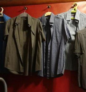 Пакетом рубашки с коротким рукавом Zara, Zolla, Se