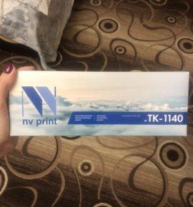 Картридж для принтера Nv print tk 1140