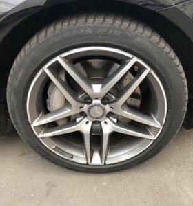 шины с дисками R19