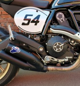 Ducati scrambler cafe racer 54