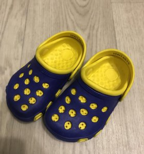 Кроксы шлепки детская летняя обувь