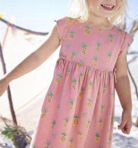 Платье Next 98-104см