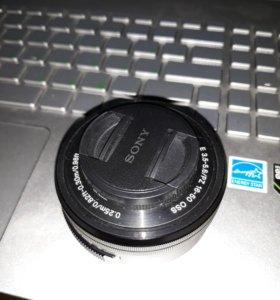 Sony 16-50 OSS