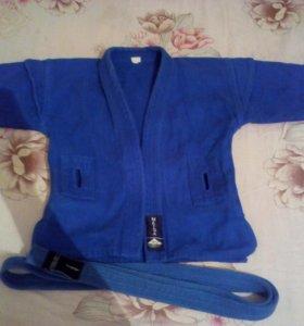 верх от кимоно ( кофта плотная )