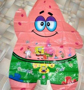 Фольгированные шары Патрик