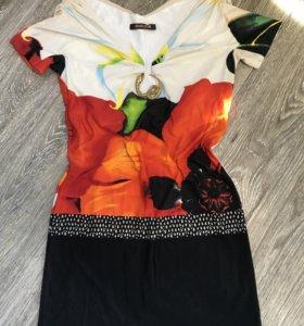 Roberto Cavalli платье коктейльное. Оригинал 💯 %