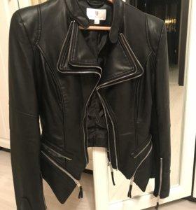 Куртка кожаная Forever Unique
