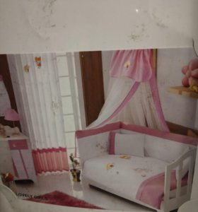 Комплект постельного белья Kidboo