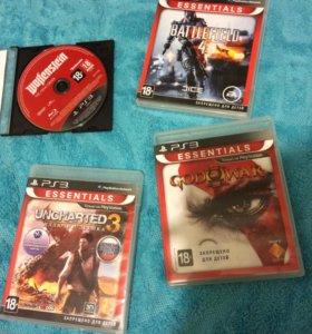 Диски PlayStation 3 ПС3