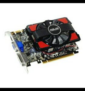 Видеокарта Asus GeForce GTS 450 1024MB 128bit