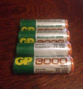 Аккумуляторы GP 3000