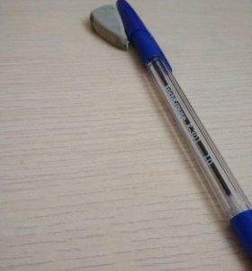 Ручка(Стерающаяся , со стеркой)