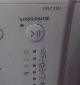 Стиральная машинка Indesit IWUC4105