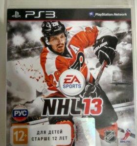 NHL 13 для PS3