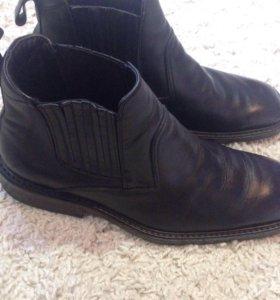 Ботинки мужские Италия