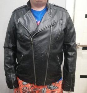 Косуха. Куртка из кожзаменителя.