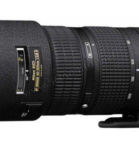 Nikon AF 80-200mm f/2.8D ED (made in Japan)