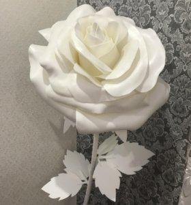Ростовая роза светильник