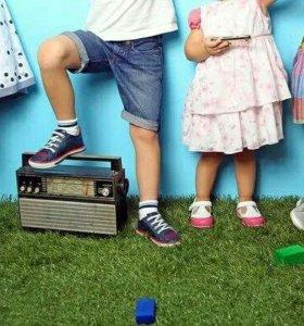 Детская обувь под реализацию