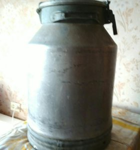 Фляга алюминивая 40 л