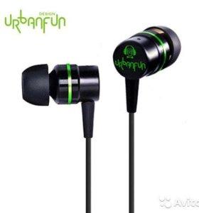 Urbanfun HiFi Beryllium оригинал+амбушуры