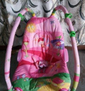 Детское массажное кресло