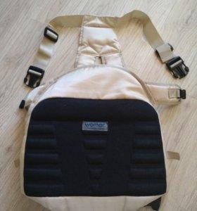 Рюкзак-кенгуру слинг