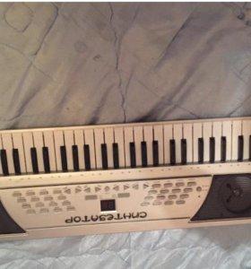 Синтезатор для музыкального развития детей