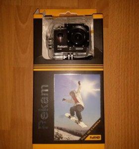 Экшен камера 1080P