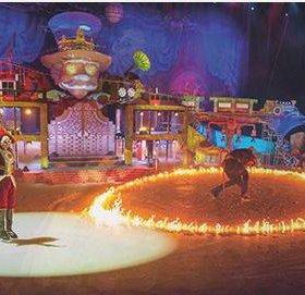 Ледовое шоу И. Авербуха Щелкунчик и мышиный король