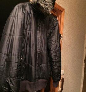 Куртка adidas 54-56 размер