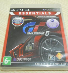 Gran turismo 5 (PS3) обмен на FIFA 16 (PS3)