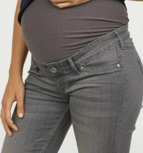 Джинсы для беременных H&M