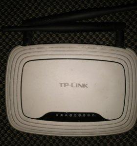 TP-Link TL-WR841N 802.11b/g/n