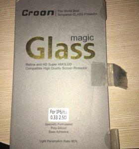 Защитное стекло на 6s