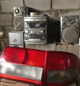 Задние фонари ГАЗ 31105, 3110