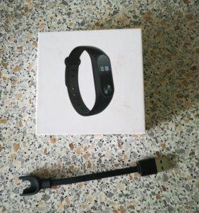 Зарядное устройство для фитнес браслета Mi Band 2