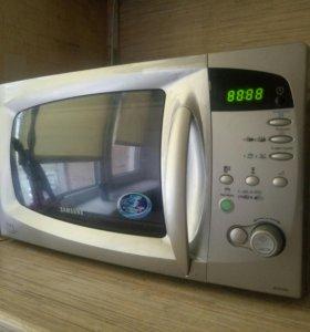 Микроволновая печь samsung m187dnr