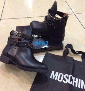 ботинки новые дешево