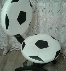 """Стул """"футбольный мяч"""""""