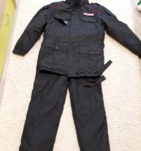 Костюм демисезонный полиция новый