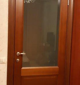 Дверное полотно Волховец