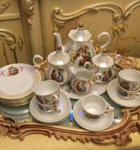 Сервизы столовый и чайный