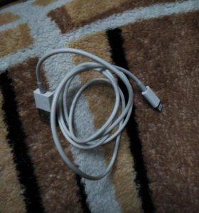 Продам кабель на айфон не оригинал