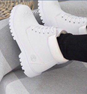 Ботинки зима в наличии