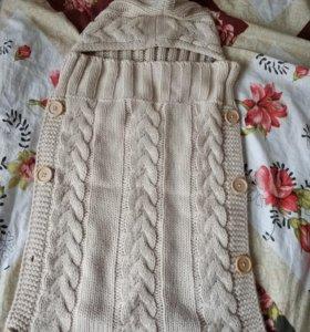 Продам плед,покрывало для новорожденного .