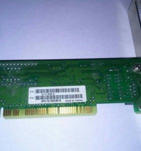 Сетевая карта LAN PCI 100 mb
